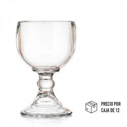 Envase de vidrio de 16 onzas con tapa de rosca de 70mm