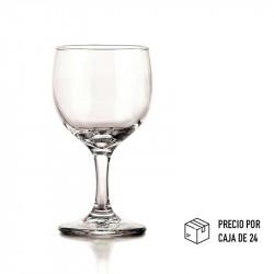 Salsera de vidrio de 2 onzas