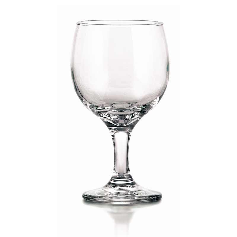 Botella de vidrio de 375 ml con tapa de plastico