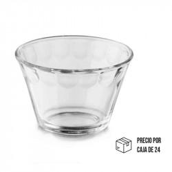 Juego de 6 vasos de vidrio