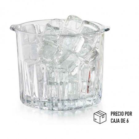 Envase de vidrio ambar de 20ml