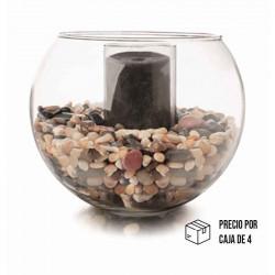 Copa tipo flauta para champagne