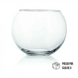 Copa de vidrio para vino