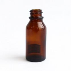 Juguera de vidrio de 7 onzas sin tapa